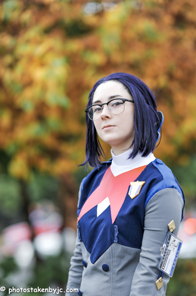 Ikuno - Darling in the Franxx Kumoricon - #cosplayer - @asorisaur